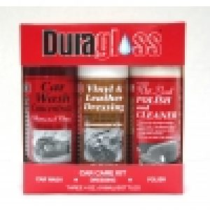 Duragloss Polish & Cleaner Kit
